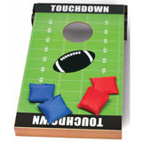 Cornhole Football Toss Game