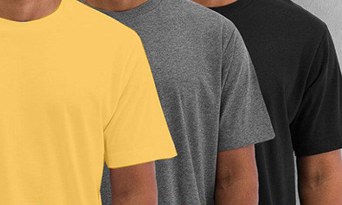 12-Pack: Crew Neck T-Shirt - Assorted