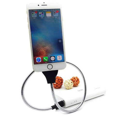 Flexible Cable Charger Mount