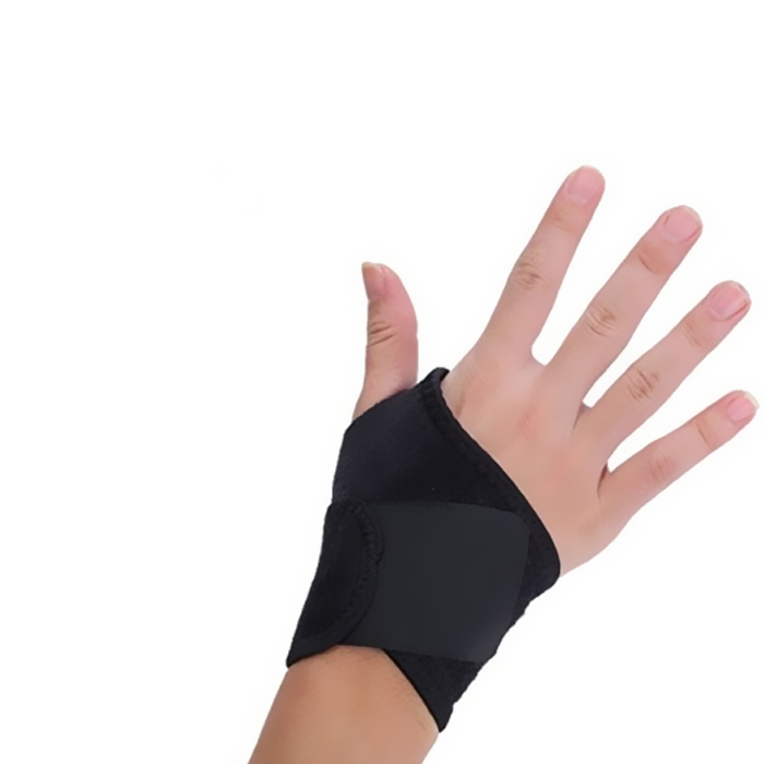 1-Pair: Compression Arthritis Wrist-Support Brace