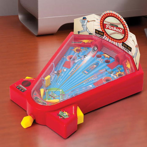 Desktop Pinball Game