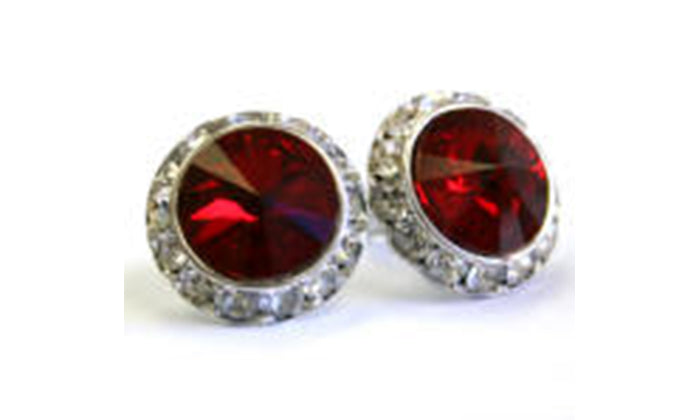 Brilliant Swarovski Elements Earrings