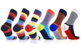6-Pairs: Unisex Graduated Compression Support Socks