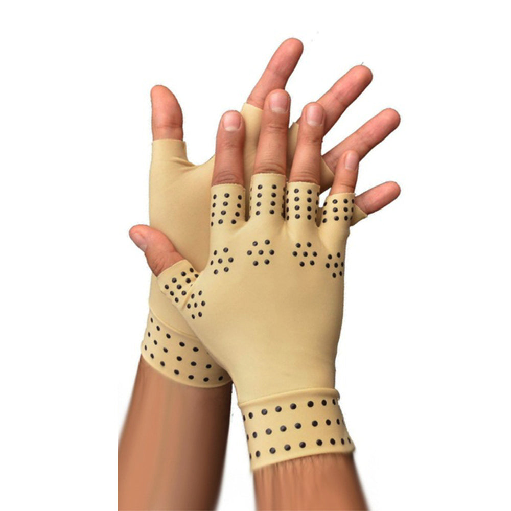 Magnetic Compression Therapy Gloves - Pair