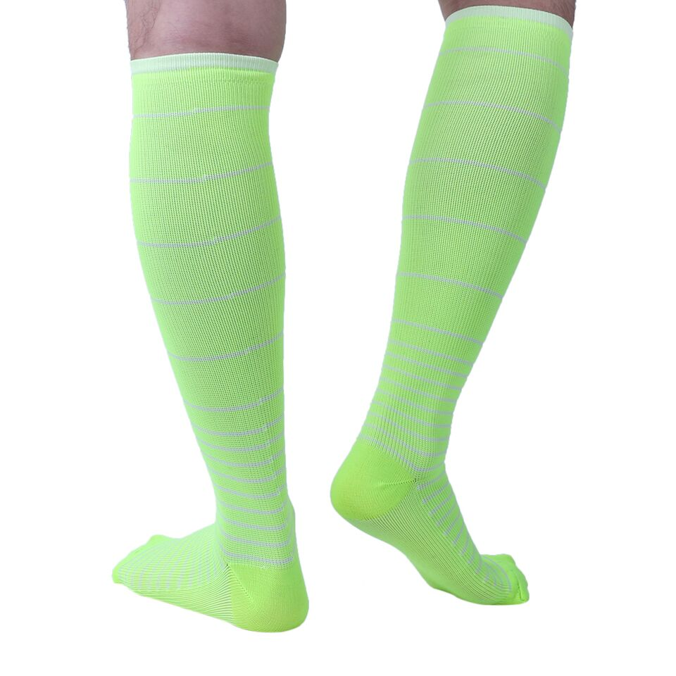 3-6 Pairs : Unisex Stress Relief Compression Socks