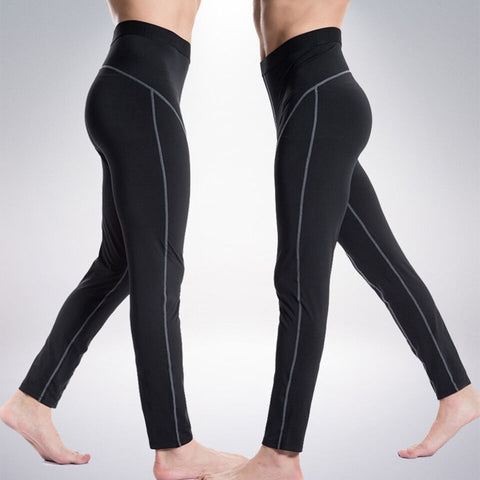 Men's Quick-Dry Compression Pants