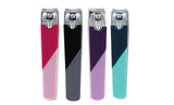 En Route No-Slip Precision Edge Clippers with Silicone Grip (4-Pack)