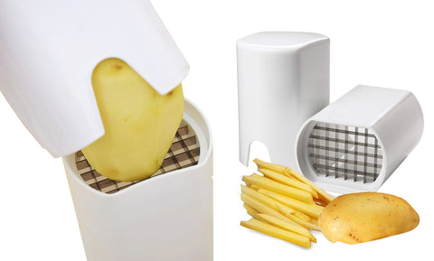 Perfect  French Fries, Fruit, and Vegetable Cutter