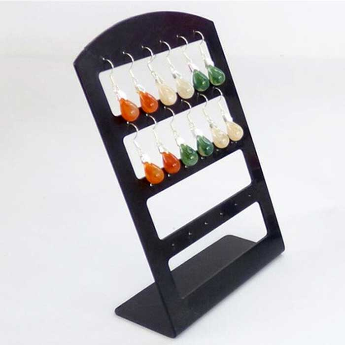 2-Piece : Earring Organizer<br>Set