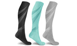 Elite Lightweight Compression Socks (3 Pairs)