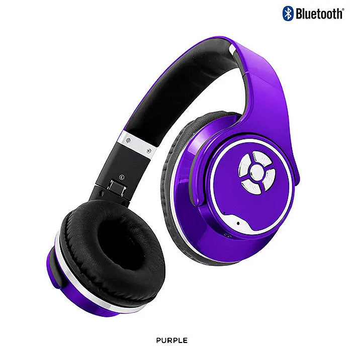 Bluetooth Convertible Speaker Headphones