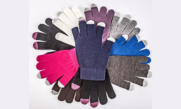 Comfy Touch Screen Gloves