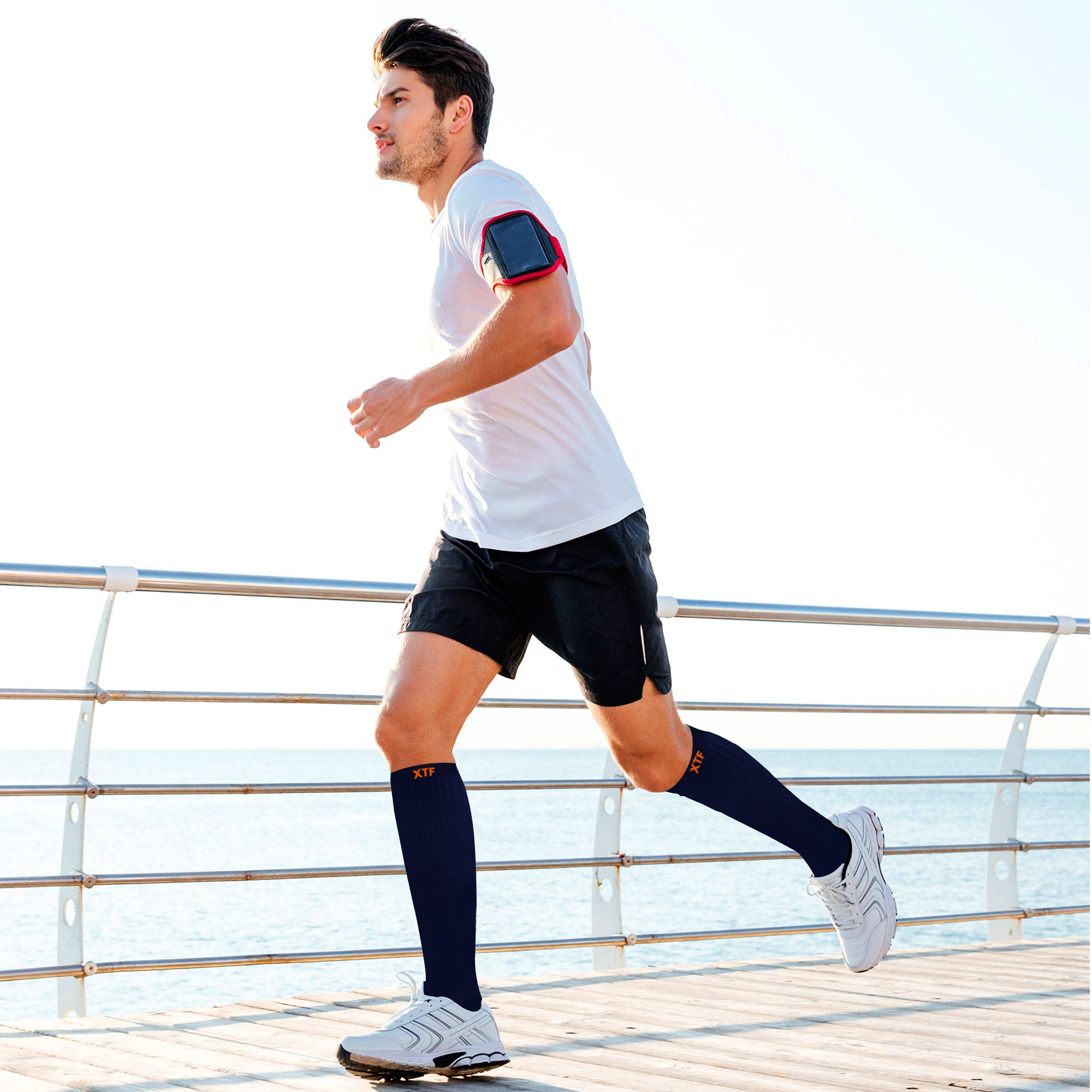 Unisex Sports Compression Socks by Extreme Fit ™