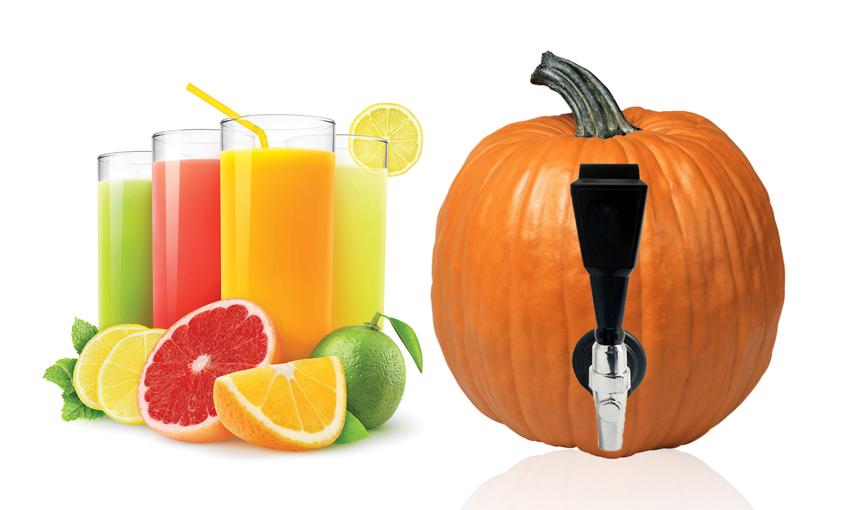 Fruit & Veg Tap Dispenser
