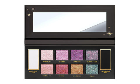 Glitter Glamour Eye Shadow Palette
