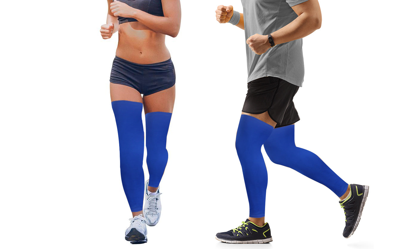 2-Pack : Shin Splint Support Compression Sleeves