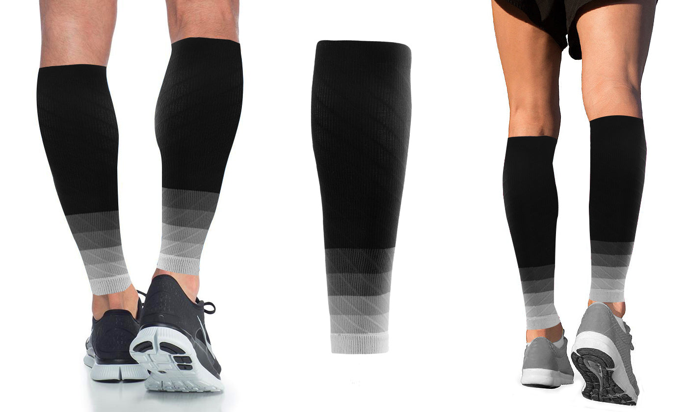 Xtreme Physic Sports Compression Calf Sleeves (2-Pack)