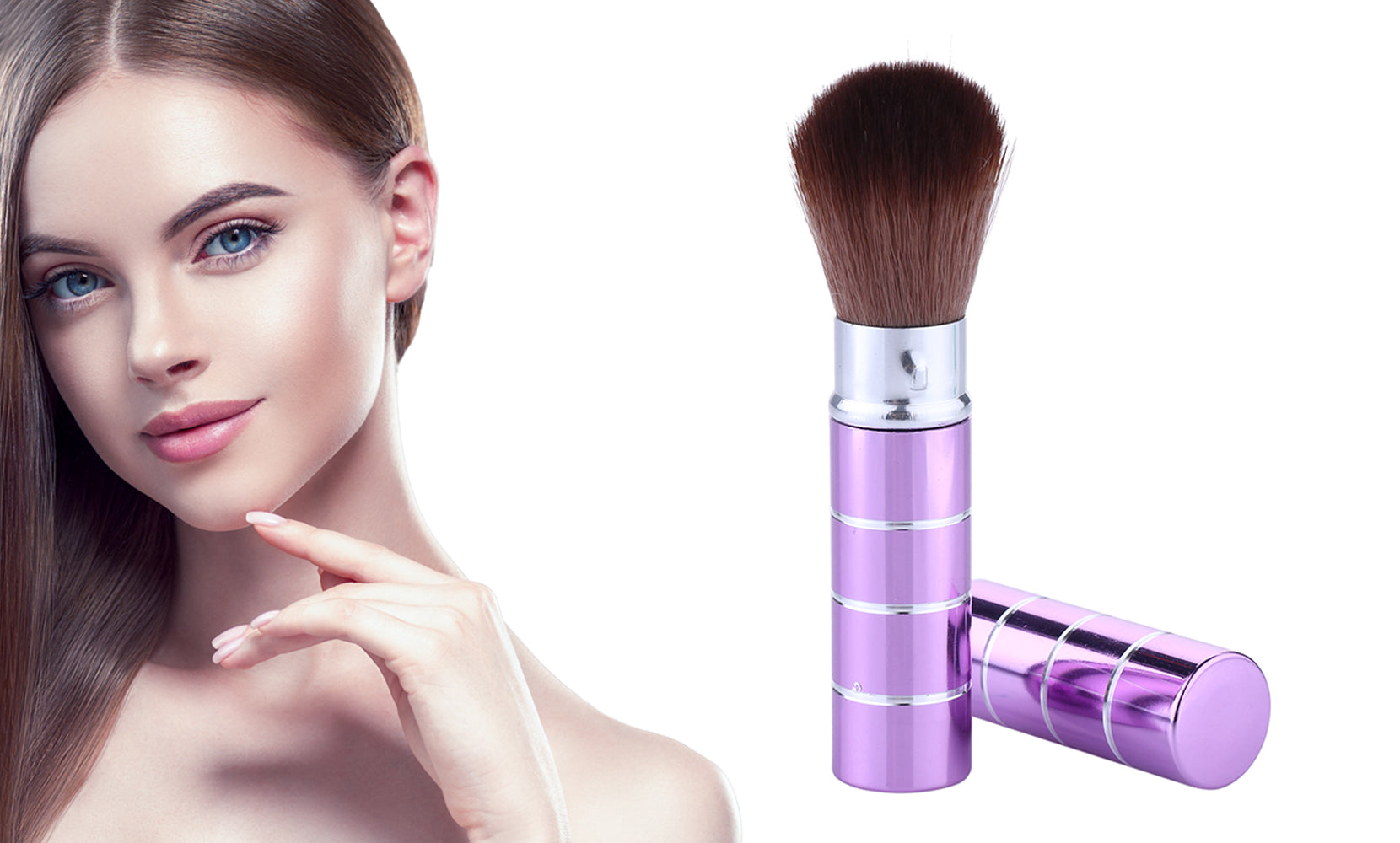 Handy Large Contouring Makeup Brush