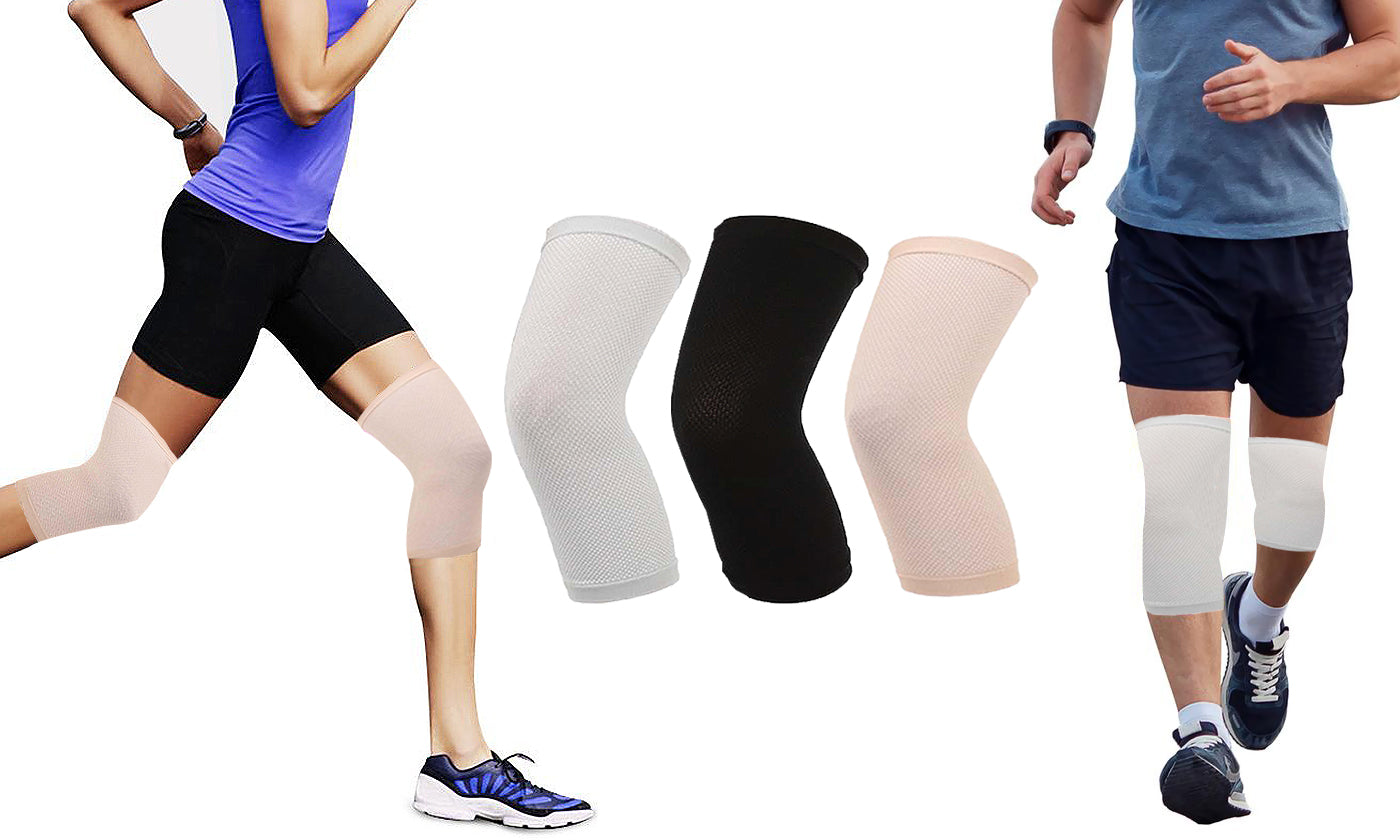 2-Pack: Tension Bandages for Knee Support