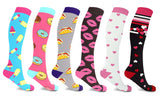 Valentines Special Compression Socks