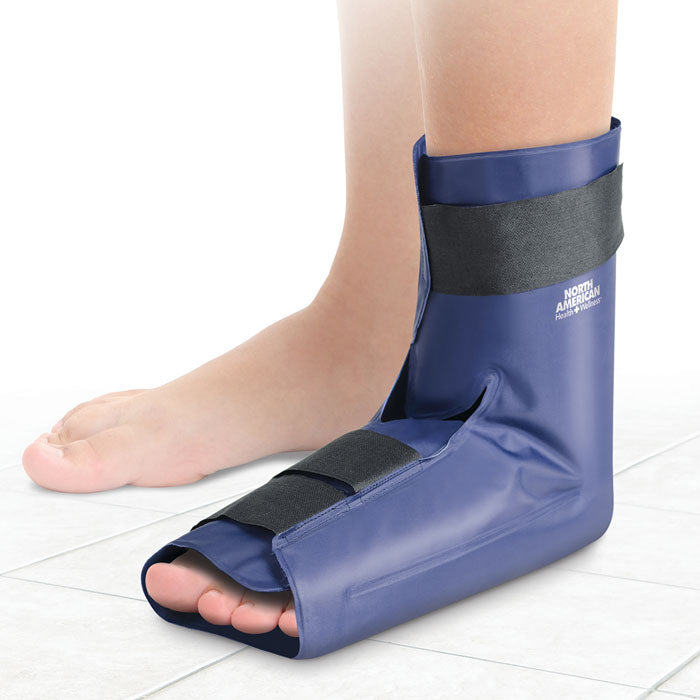 Hot + Cold Gel Foot Wrap