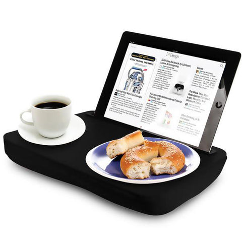 iPad and Tablet Lap Desk with Super Soft Cushion