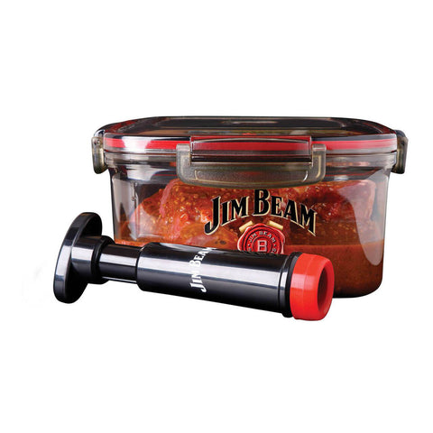 Jim Beam® Vacuum Seal Quick Marinade Box