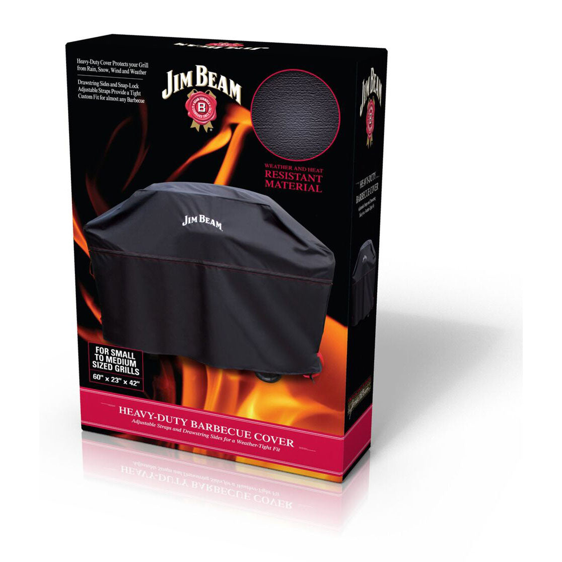 Jim Beam® Heavy Duty BBQ Cover