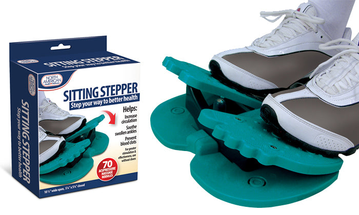 Soothing Sitting Stepper