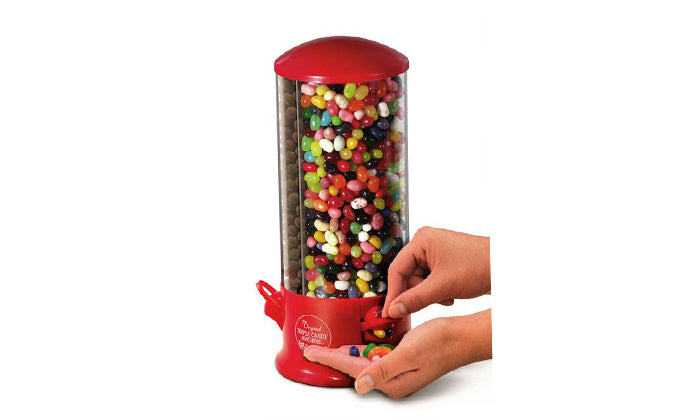Triple Compartment Candy Machine