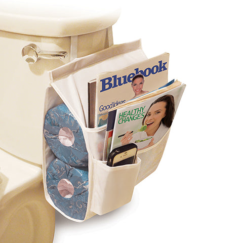 Magazine Bathroom Organizer