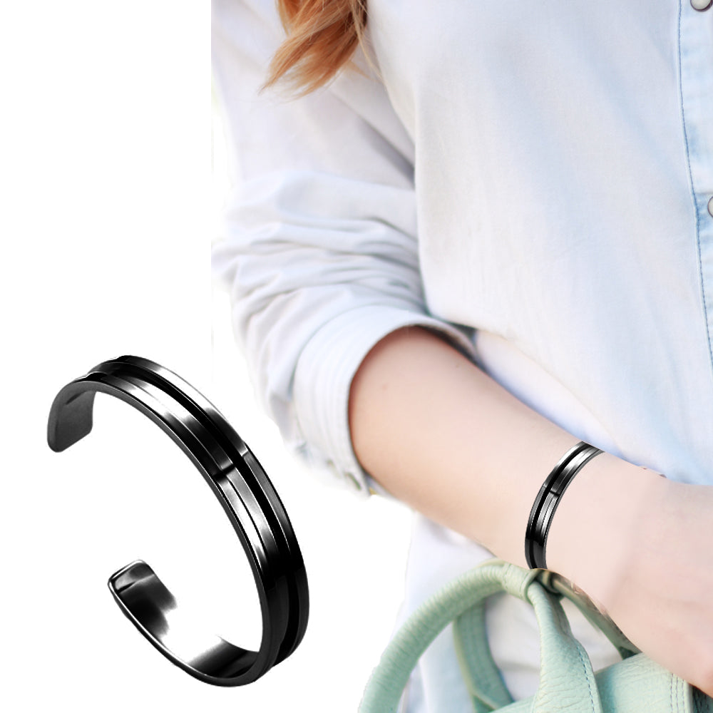 Elastic Tie Hair Band Bangle