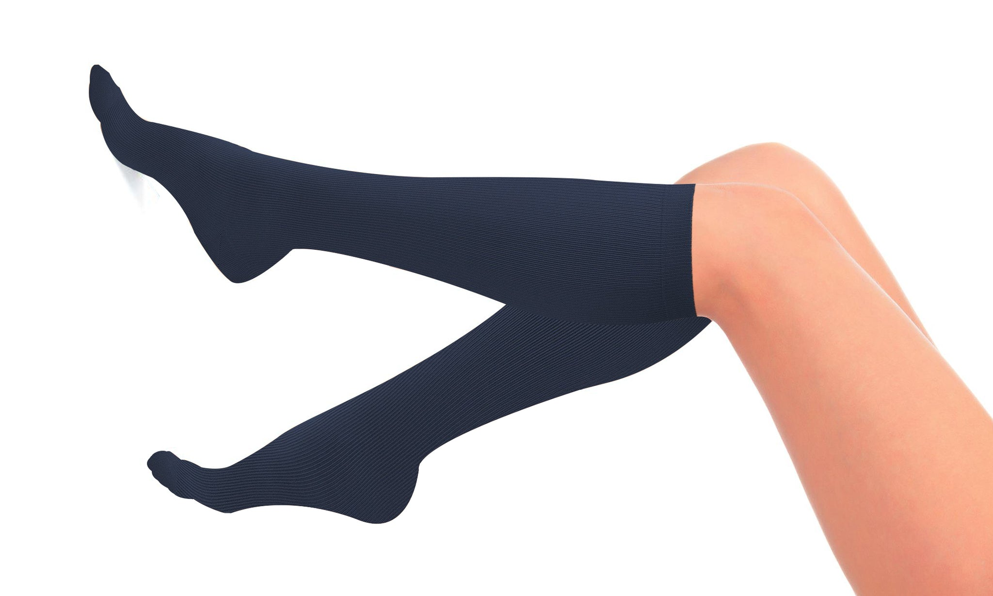 3-Pack : Women's Compression Trouser Socks