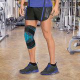 Stabilizing and Recovery Knee Compression Crossover Sleeve