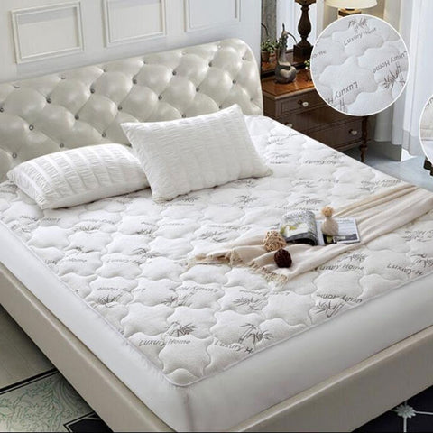 Super-Soft Bamboo Mattress Topper