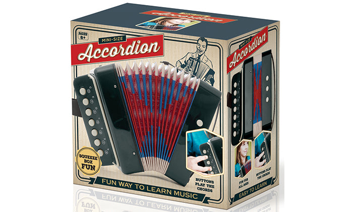 Mini Accordion