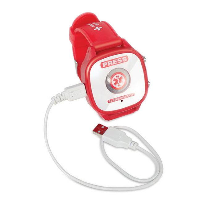 Medical Emergency Voice Recording Safety Bracelet