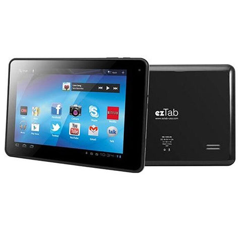 9'' Android Tablet - Black