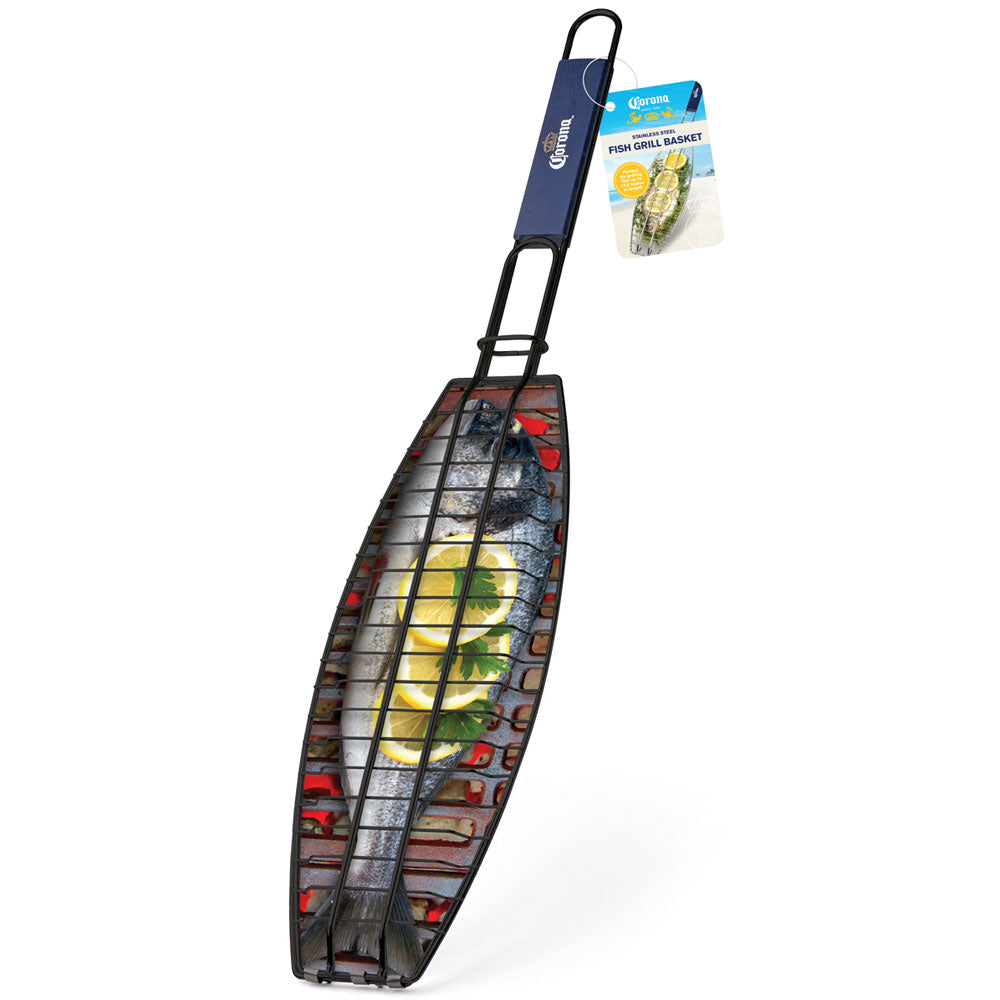 Non Stick Fish Grill Basket