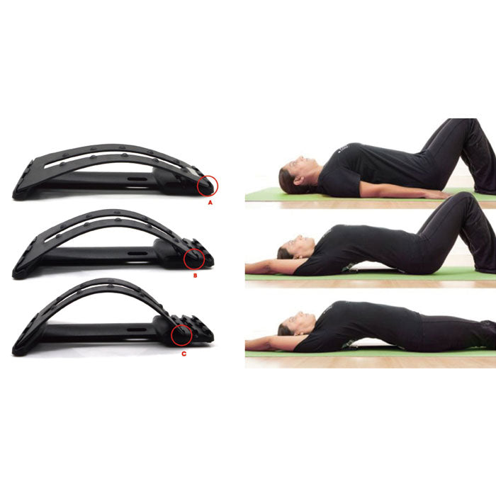 Orthopedic Pain Relief Back Stretcher