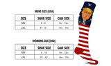 President Support  Knee High Compression Socks (1-Pair)