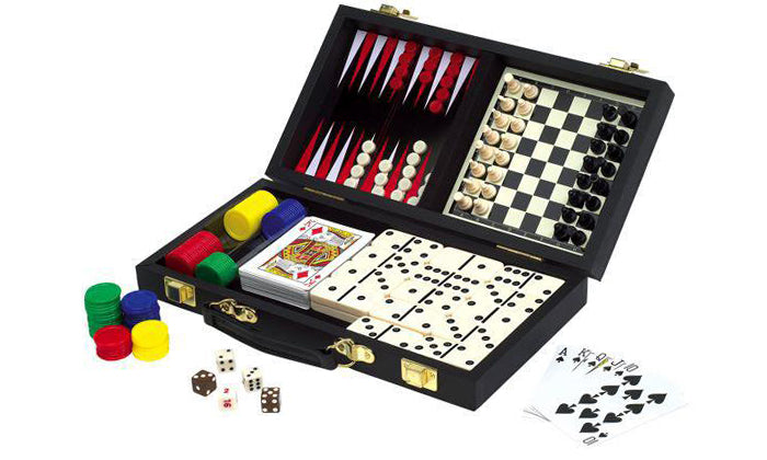 6-in-1 Travel Game Set