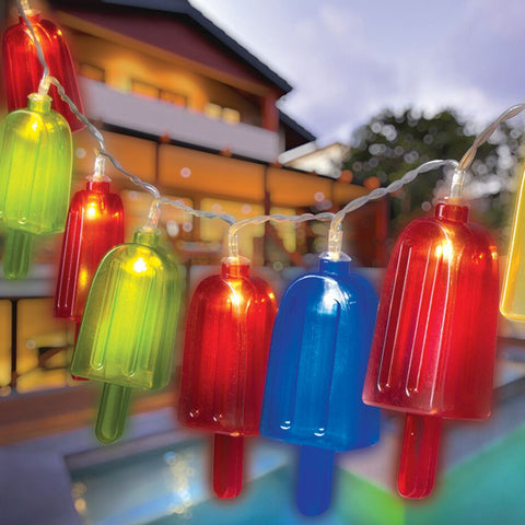 Popsicle LED String Lights