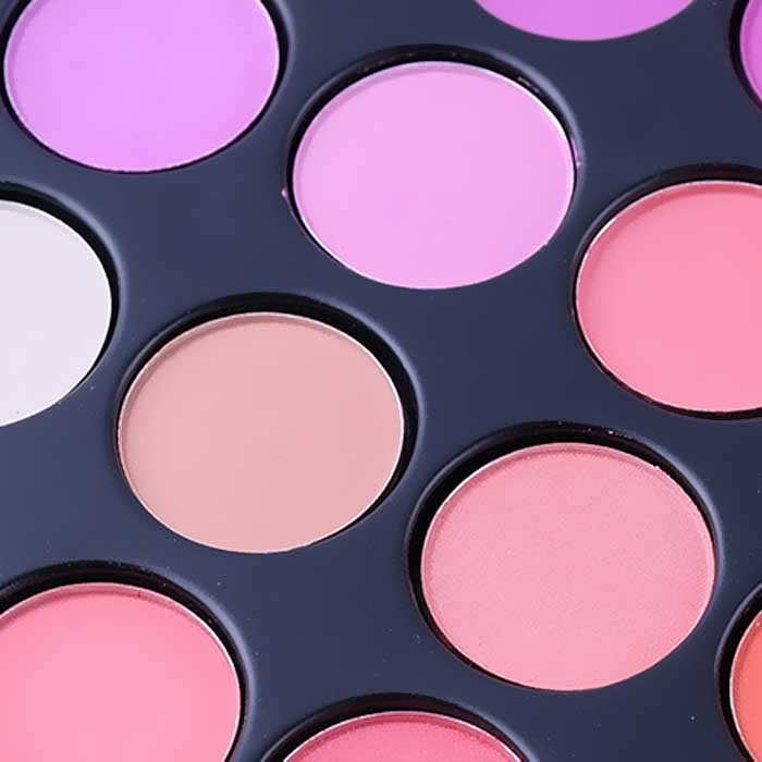 Pretty in Pink 28-Shade Professional Makeup Palette