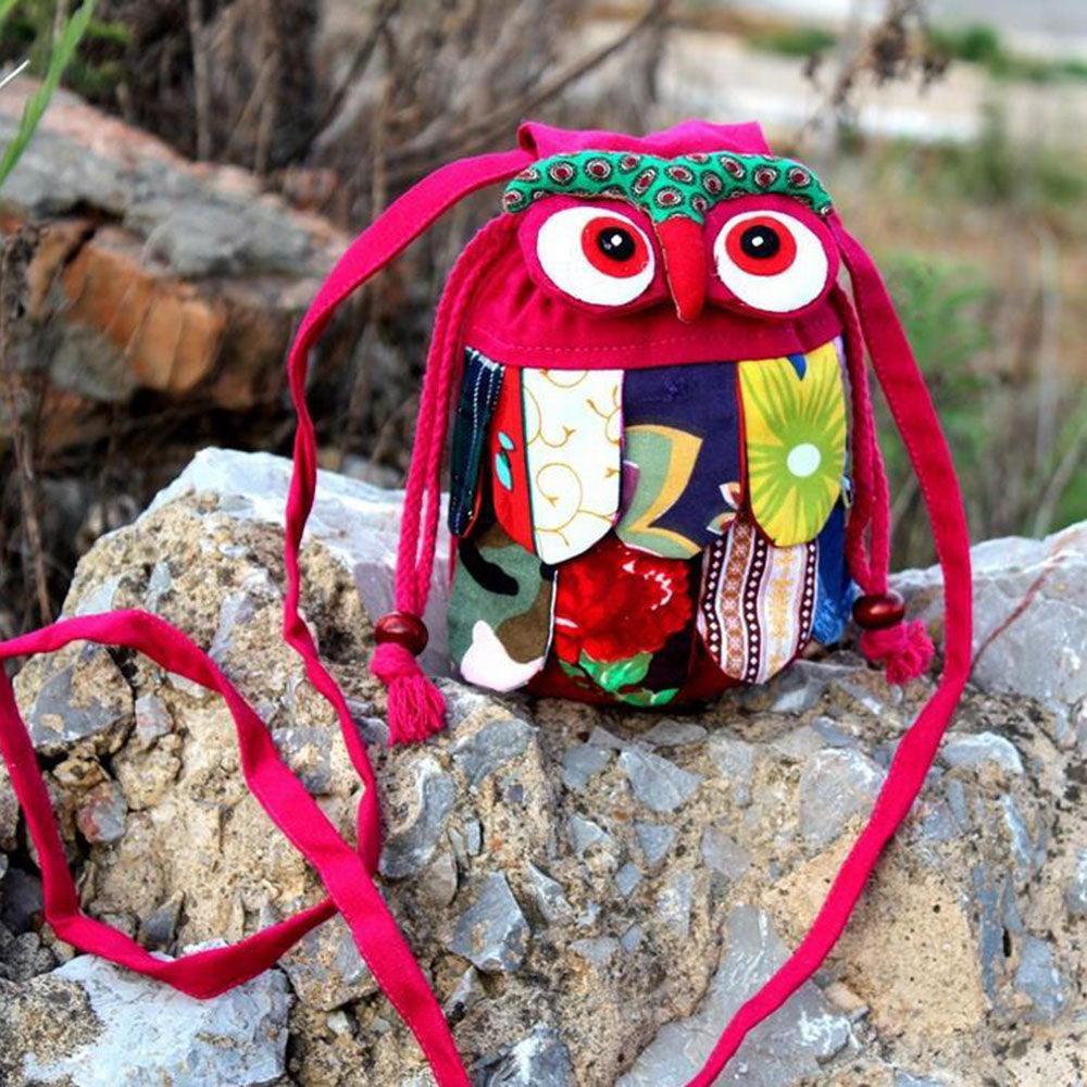 What a Hoot Owl Bag