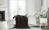 Oversize Extra Soft Plush 60'' x 70'' Throw Blanket