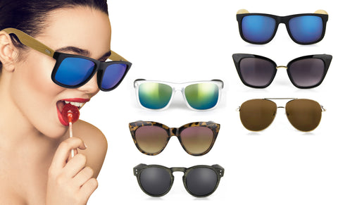 Vintage Rivert Polarized Sunglasses for Women Men
