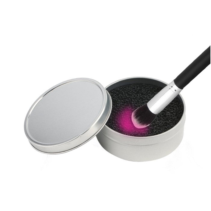 1 or 2-pack : Iron Box Makeup Brush Cleaner
