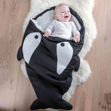 Shark Throw Blanket for Babies