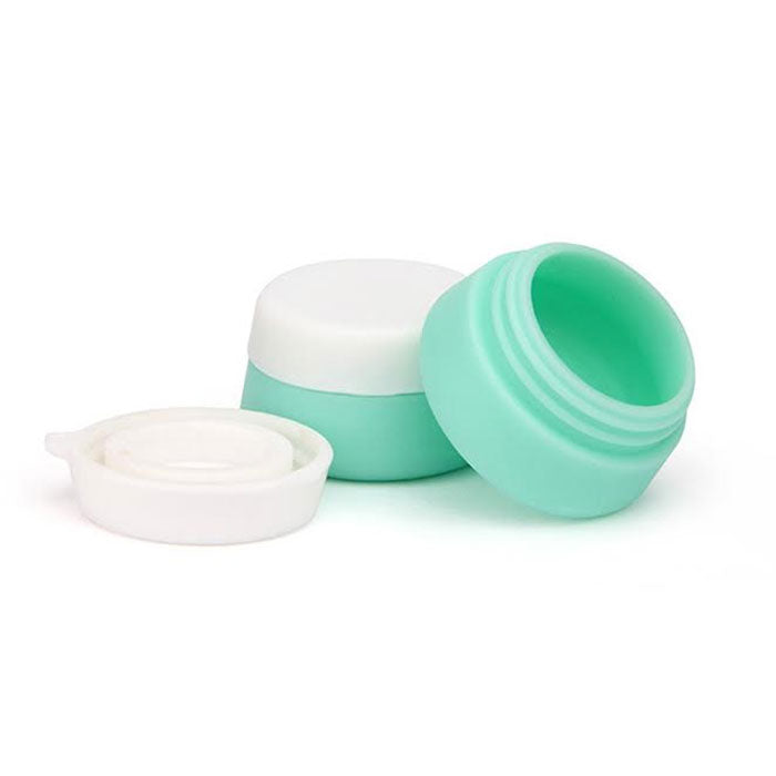 3-Pack : Silicone Cosmetic Containers